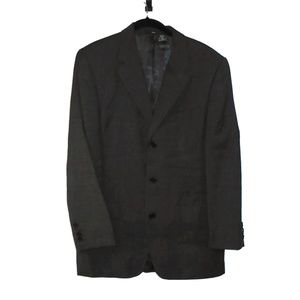 Zara Jacket Sport Coat Blazer Wool Mens Size 40